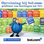 Bol.com opruiming 2011