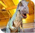 Toys R Us dinosaurus