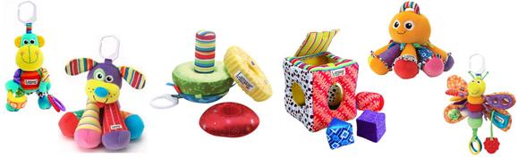 LAMAZE speelgoed