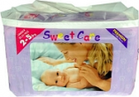 Sweetcare luiers