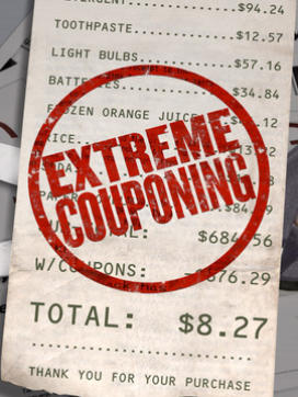 Extreme Couponing TLC