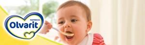 Olvarit babyvoeding