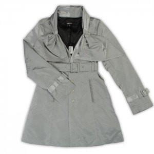 DKNY kids trenchcoat