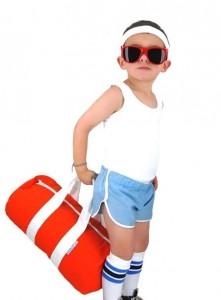 sportkleding jongen